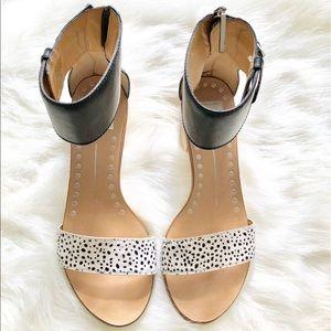 Dolce Vita Ankle Strap Sandals
